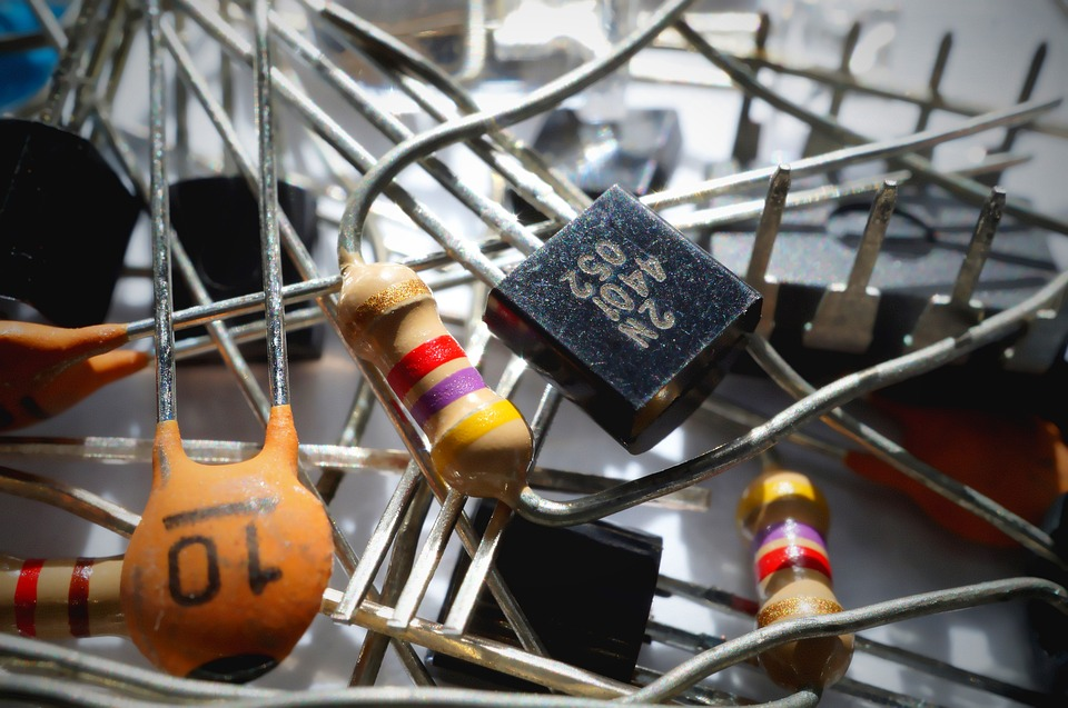 transistor, electronics