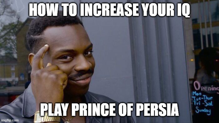 prince of persia meme