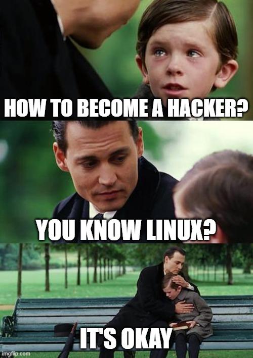 linux skills for hacker