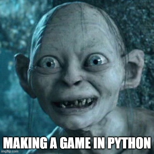 game in python