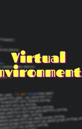 virtual environments in python